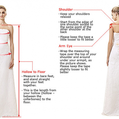 New Arrival Floor-Length Prom Dress..
