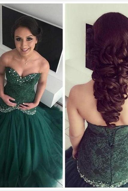 Sexy Sweetheart Beading Mermaid Prom Dresses,Long Prom Dresses,Cheap Prom Dresses, Evening Dress Prom Gowns, Formal Women Dress,Prom Dress