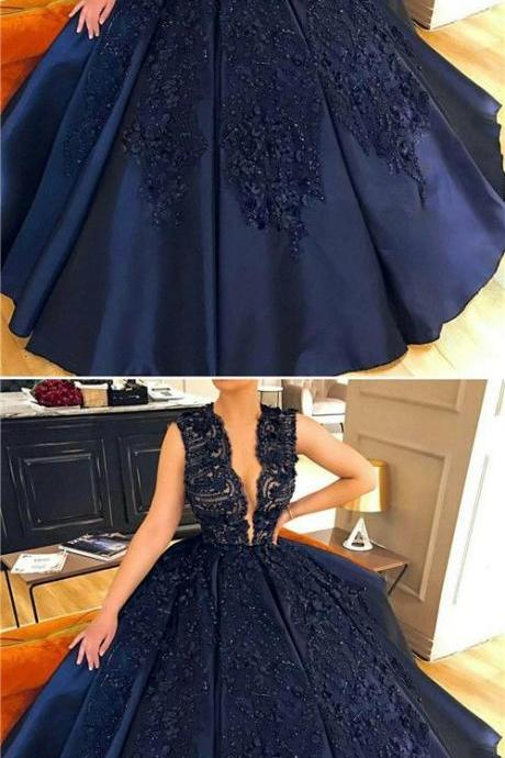navy blue prom dresses,country prom dresses,lace prom dresses,beaded prom dresses,ball gown prom dresses,2017 prom dresses